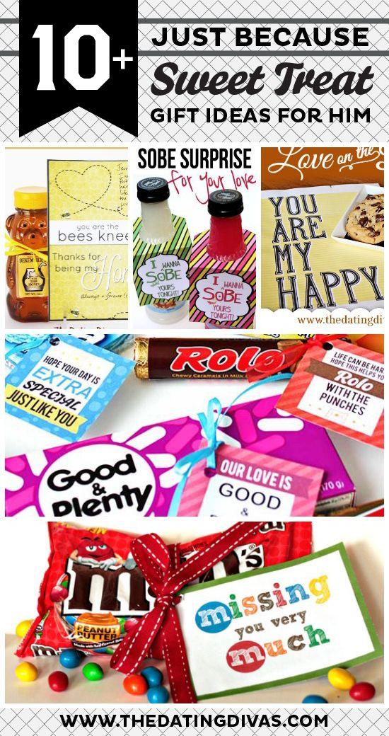 Cute gift ideas for boyfriend just because gift ftempo for Gifts for your boyfriend just because