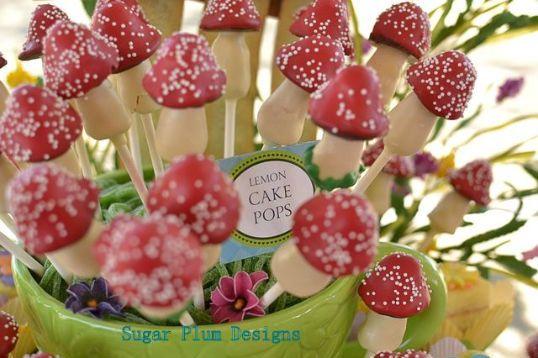 Cake Pops Idea