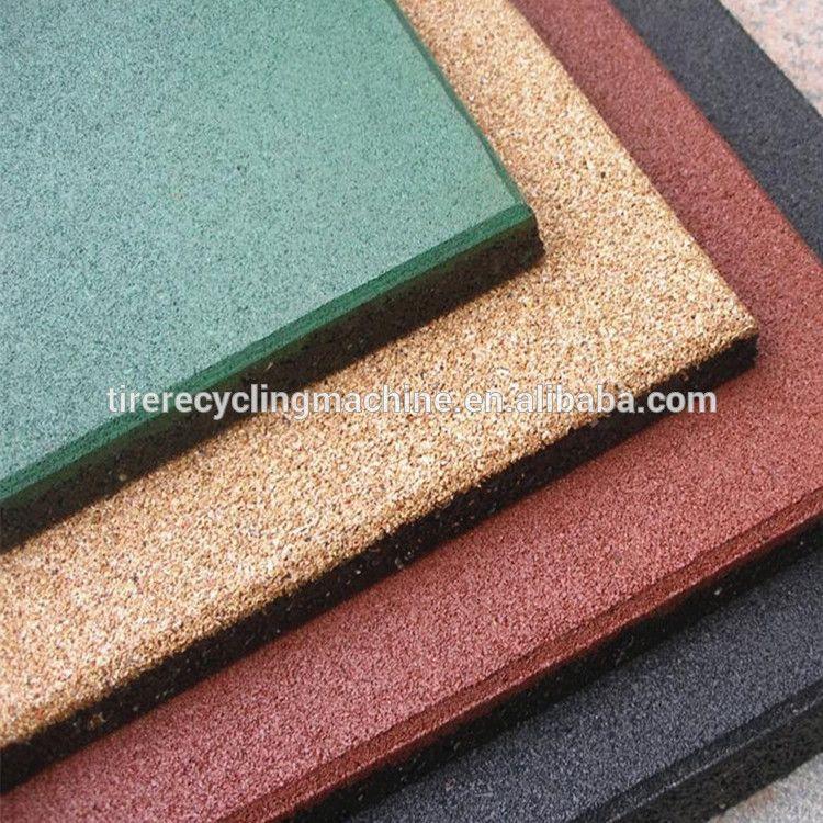 Rubber Floor Gym Tile Rubber Tile For Gym Rubber Outdoor Tiles