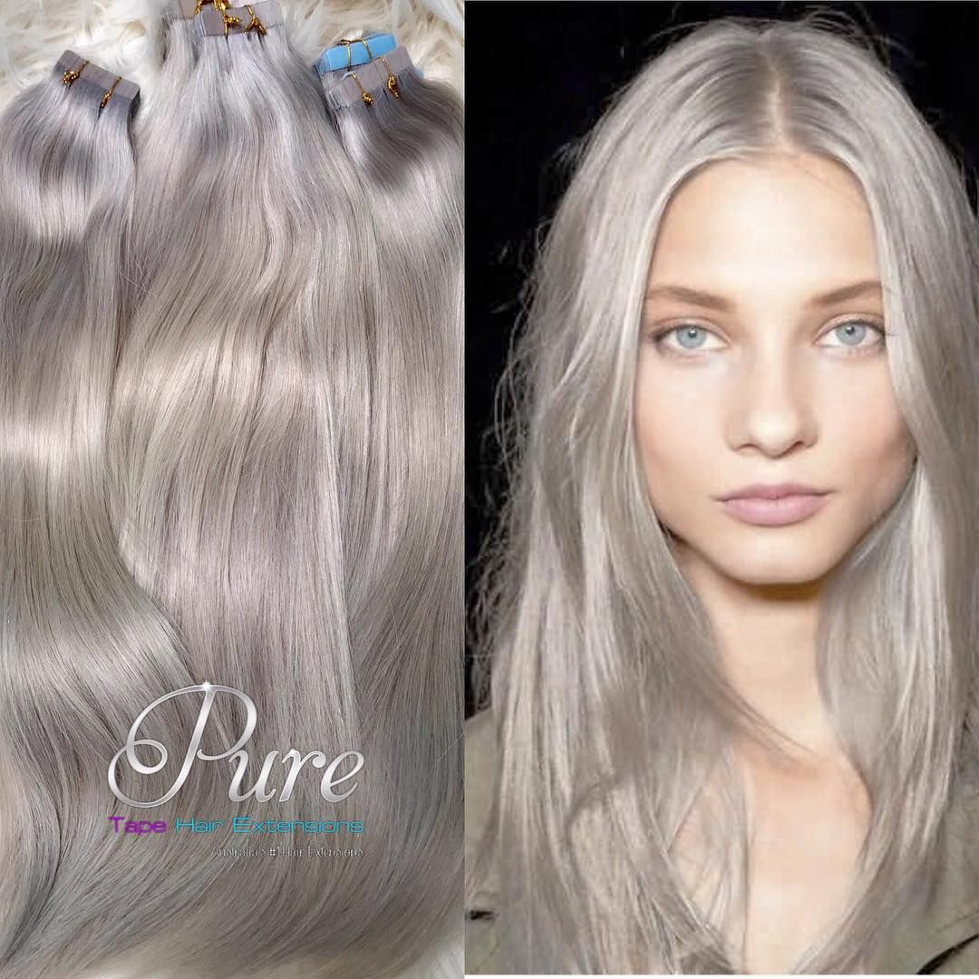 Pure Remy Hair Extensions On Instagram Our New 20 Ash Blonde