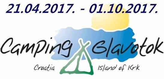 Preisliste Campingplatz 2017 - Eco Campingplatz Glavotok