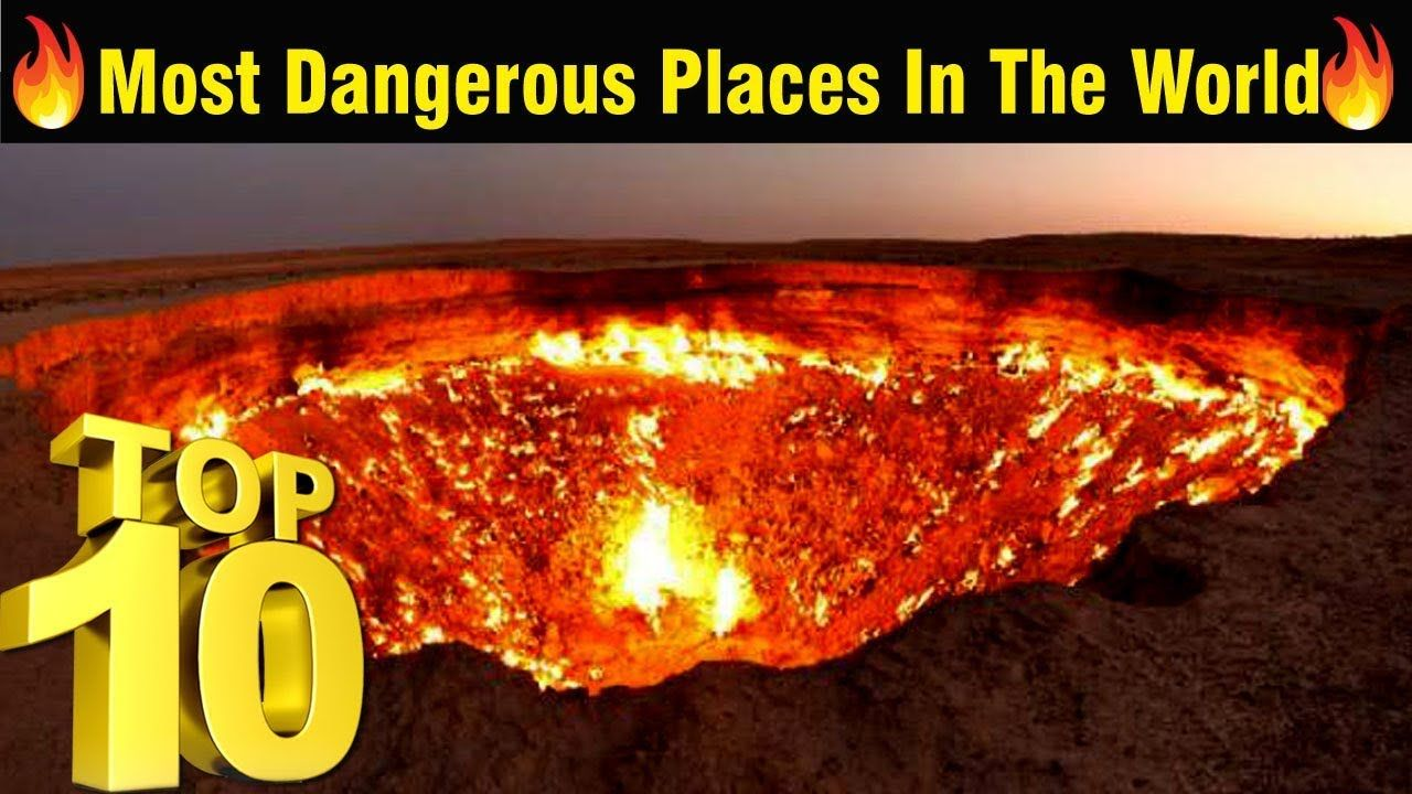 Top 10 Most Dangerous Places In The World   Celebrity facts, Celebrity  lifestyle, 10 things