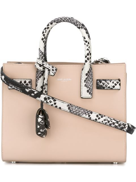 Shop Saint Laurent baby  Sac de Jour  tote in Cuccuini from the world s  best independent boutiques at farfetch.com. Shop 400 boutiques at one  address. 270d2f8d9f40a