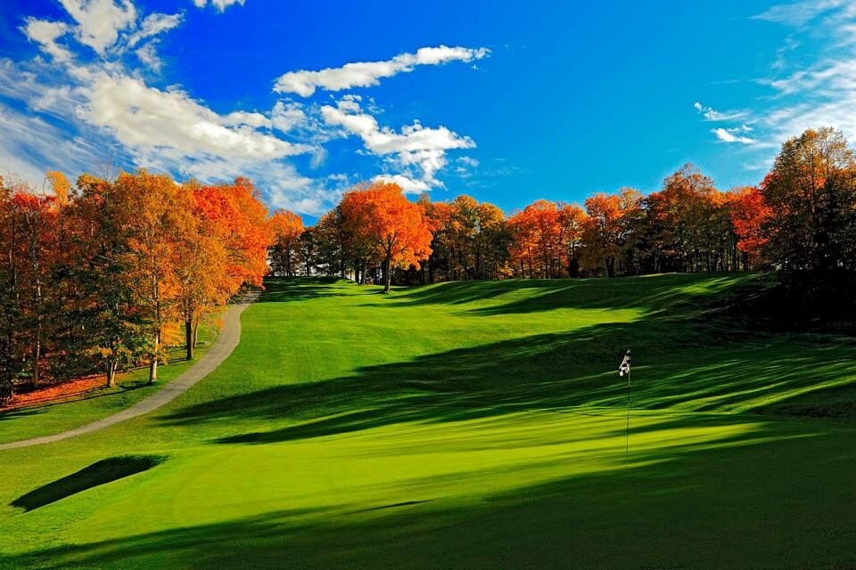 Door County · Peninsula State Park Golf Course