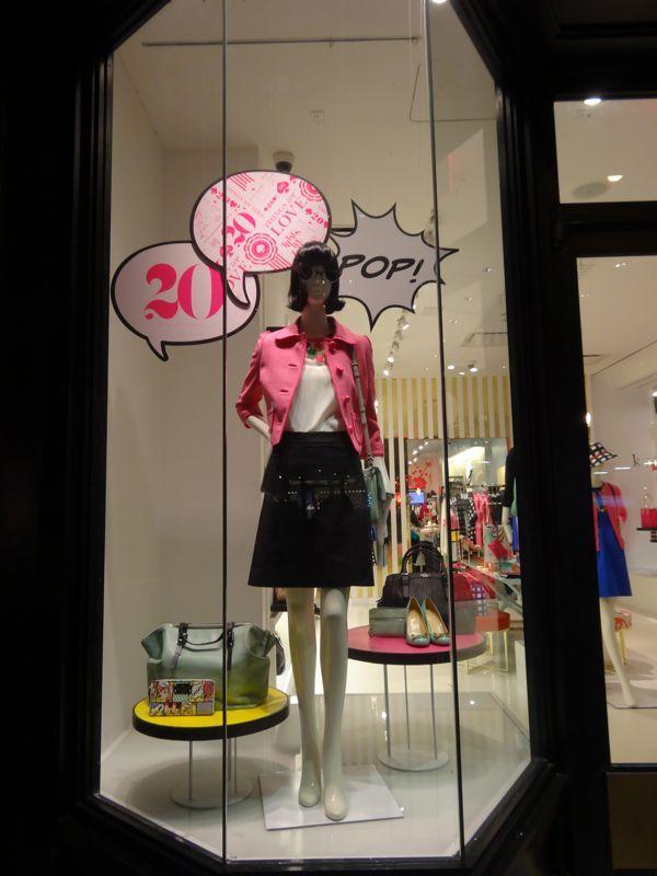 SP13 ✯NYC✯ Visual Merchandising