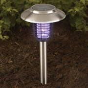 Amazon.com: The Solar Insect Zappers.: Patio, Lawn & Garden