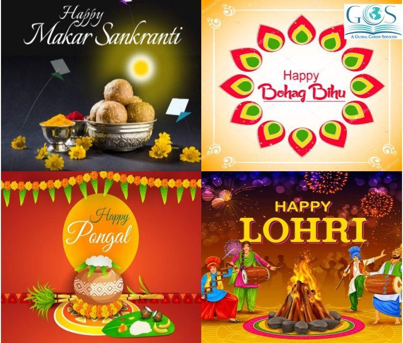 Happy Makar Sankranti | Happy pongal, Happy pongal wishes ...