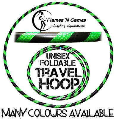 #Dance hula hoop / #weighted fitness #hoops bl & uv green!,  View more on the LINK: 	http://www.zeppy.io/product/gb/2/130366872121/