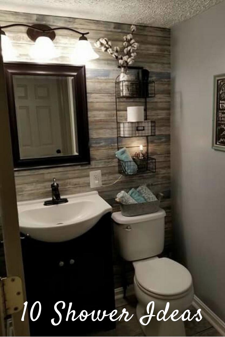 10 Best Rustic Bathroom Decor Ideas Amazing Cottage Bathroom Design Ideas In 2020 Bathroom Remodel Small Budget Small Bathroom Remodel Cottage Bathroom Design Ideas