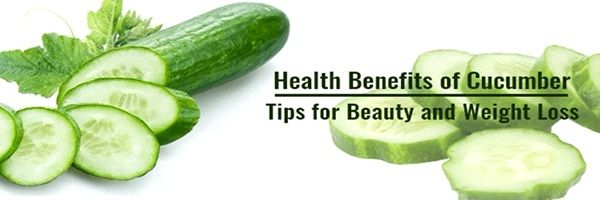 what nutrients do cucumbers have