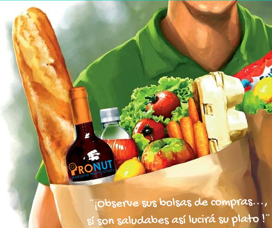 Salud, compras, frutas, vegetales, dieta, aprender a comer, plan de alimentación, supermercado.