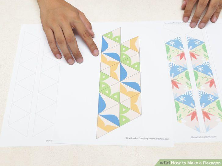 Make a Flexagon