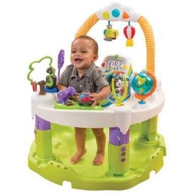 Evenflo Juvenile Products Exersaucer Triple Fun Entertainer