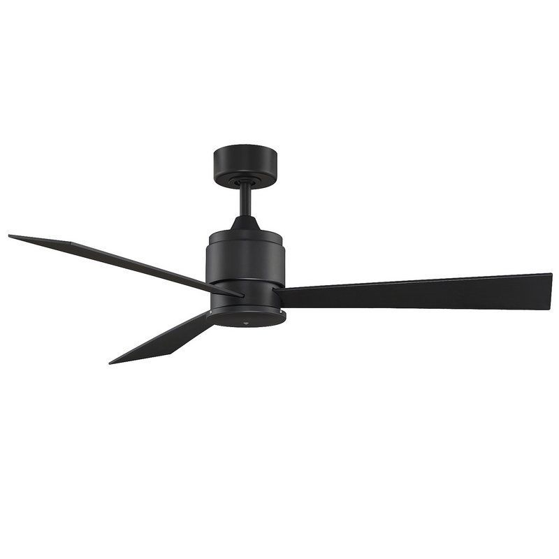View The Fanimation Zonix 54 3 Blade Ceiling Fan Blades And Wall Control Included At Build Com 335