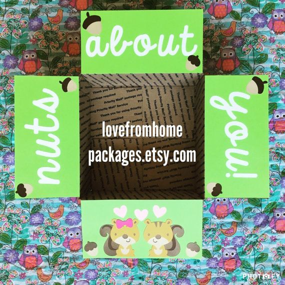 Nuts about you military care package flaps by lovefromhomepackages nuts about you military care package flaps by lovefromhomepackages on etsy negle Image collections