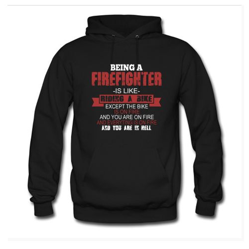 Firefighting Hell At Shirts