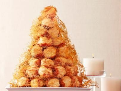 Croquembouche recipe croquembouche croquembouche recipe and christmas baking forumfinder Gallery