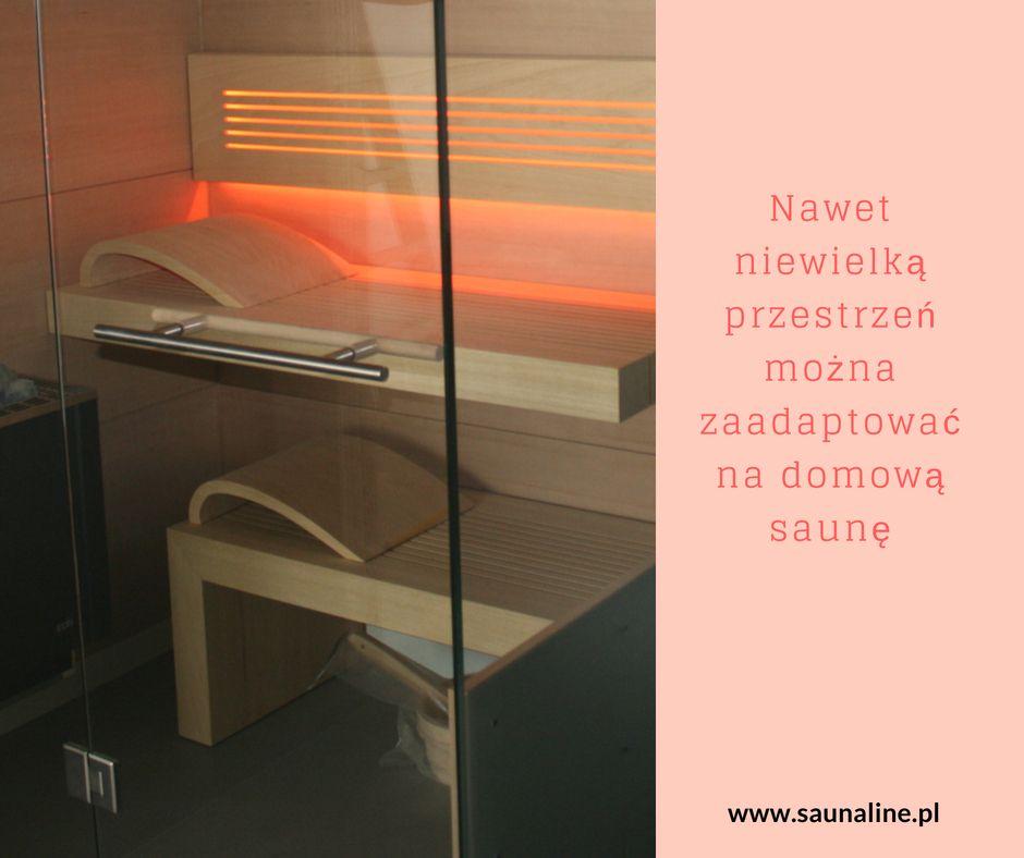 Sauna Line Sauna Sauny Relaks Muzyka światło Zapach