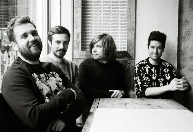 Bastille <3 Dan's Sweater