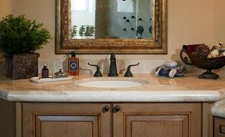 Cultured Marble Vanity Top Cost Guide Discount Vs Designer Prices