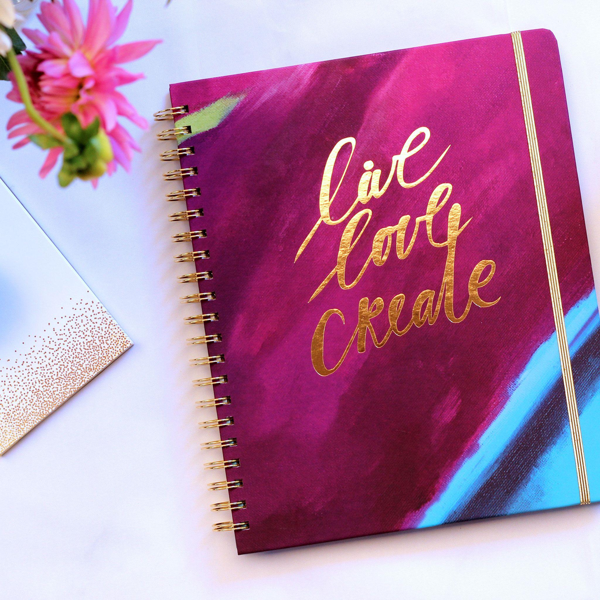 Inspired Year Planner Goal Setting Planner