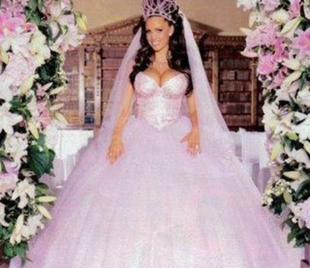 Ugliest Celeb Wedding Dress: Pin On Wedding Ideas