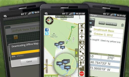 The Official New Jersey Fishing, Hunting & Wildlife Guide is FREE to download!<p>Gain access to useful information in the palm of your hand. This innovative outdoor guide, powered by Pocket Ranger® technology, brings the outdoors to your fingertips and helps you plan the perfect backcountry adventure. You will be able to locate New Jersey's many fishing, hunting and wilderness sites and gain immediate access to on-the-spot species profiles, rules and regulations, and important permits and…