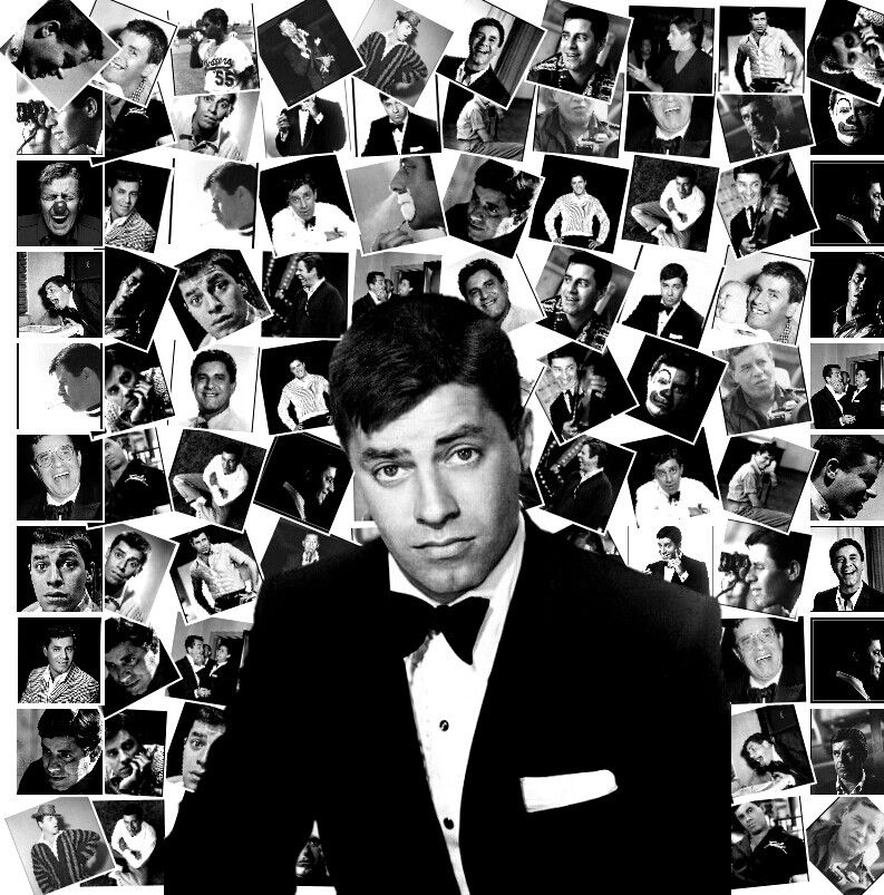 Ernest Jerry: Jerry Lewis, Old Movie Stars