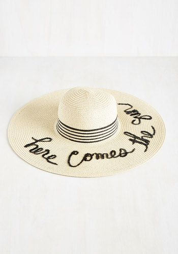Two If By Sea LLC - & Apparel Fun Salutation Sun Hat