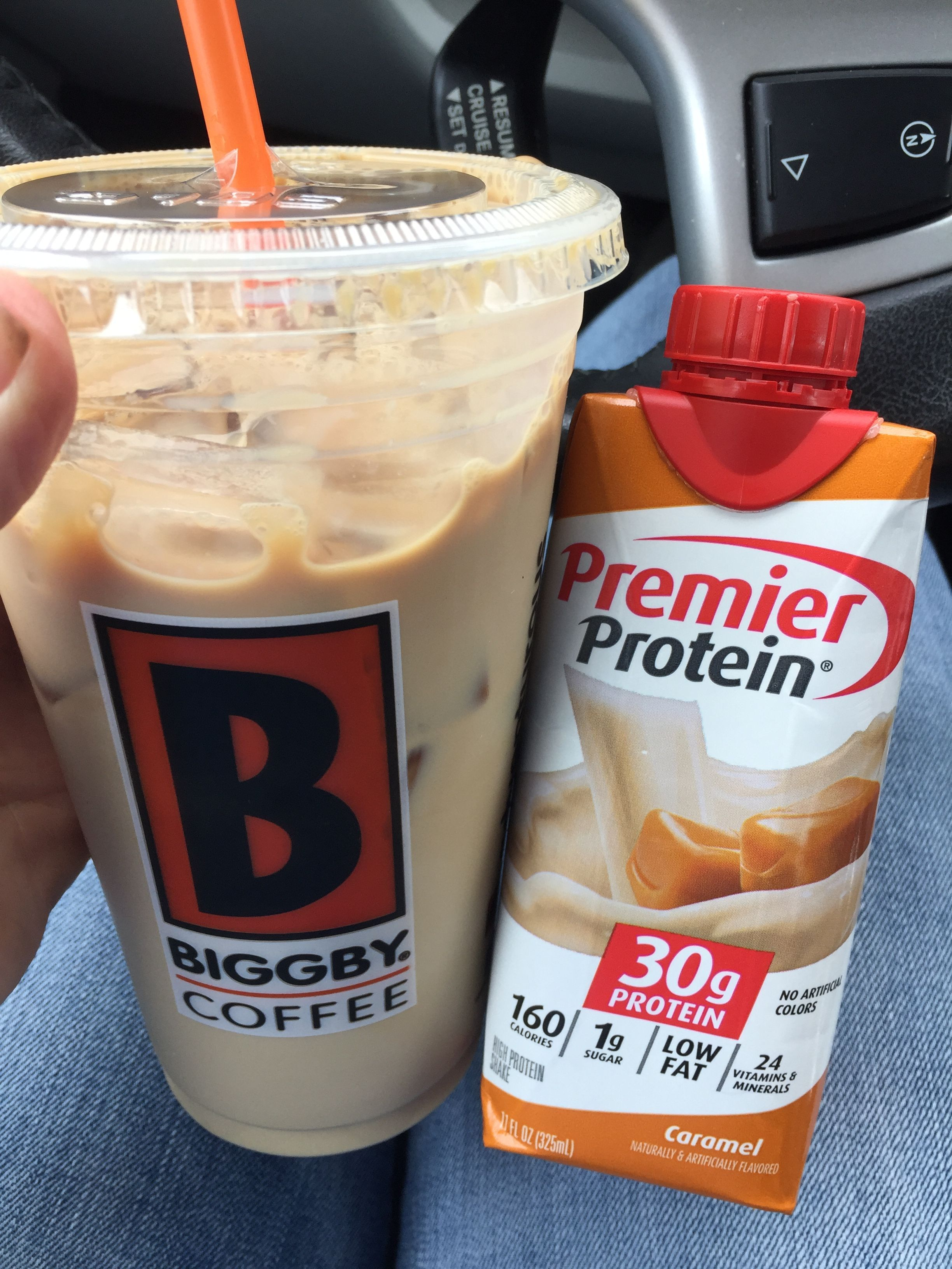 If youre looking to make a low point iced latte premier