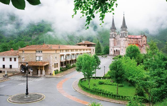 Oficina de turismo oficina de turismo de cangas de on s for Oficina turismo asturias