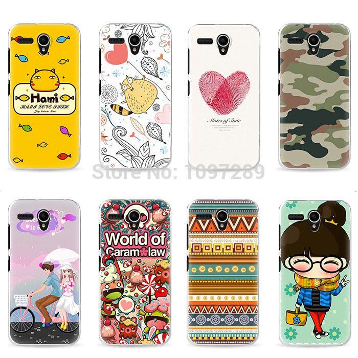 super popular 441c7 413f6 Top Quality Plastic Case for Lenovo A606 Hard Back Cover Case ...