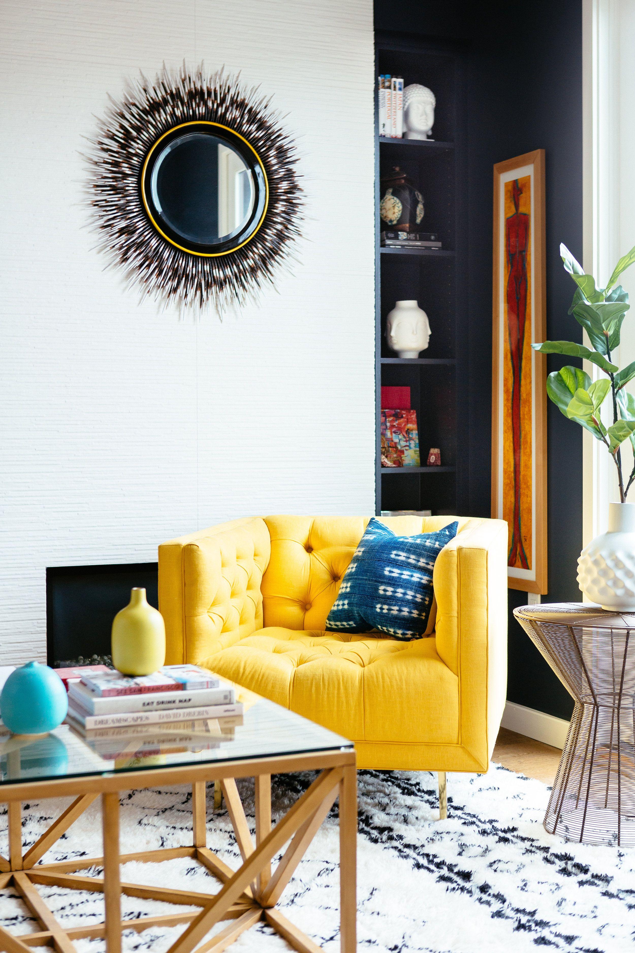 Noz Design - Dolores Park Condo - 041.jpg | Living room | Pinterest ...