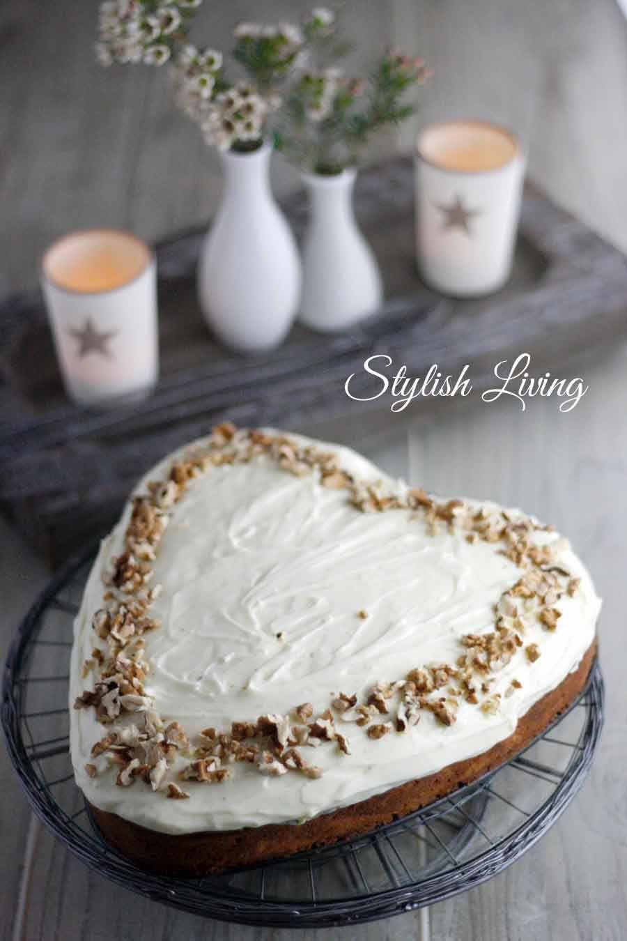 Der weltbeste Karottenkuchen, da kann der carrot cake von Starbucks nicht mithalten! #starbuckscake