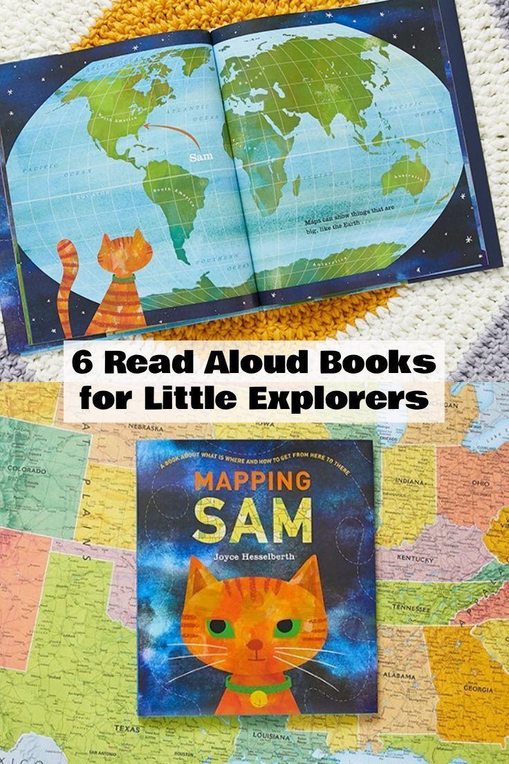 6 read aloud books for little explorers in 2021 read