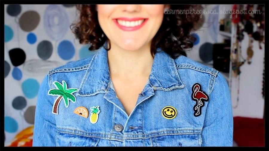 DIY: parches para customizar la ropa paso a paso