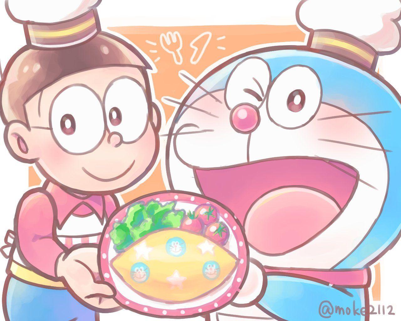 もけ on Doraemon