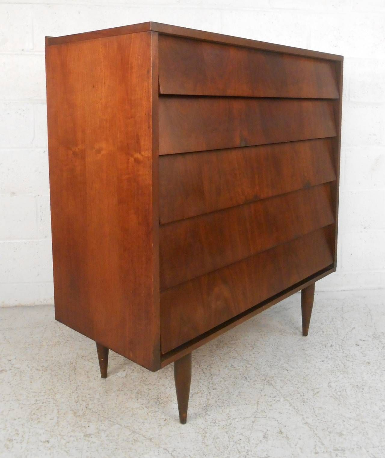 Midcentury Nightstands Set Of 2 Vintage Bella Home In 2018