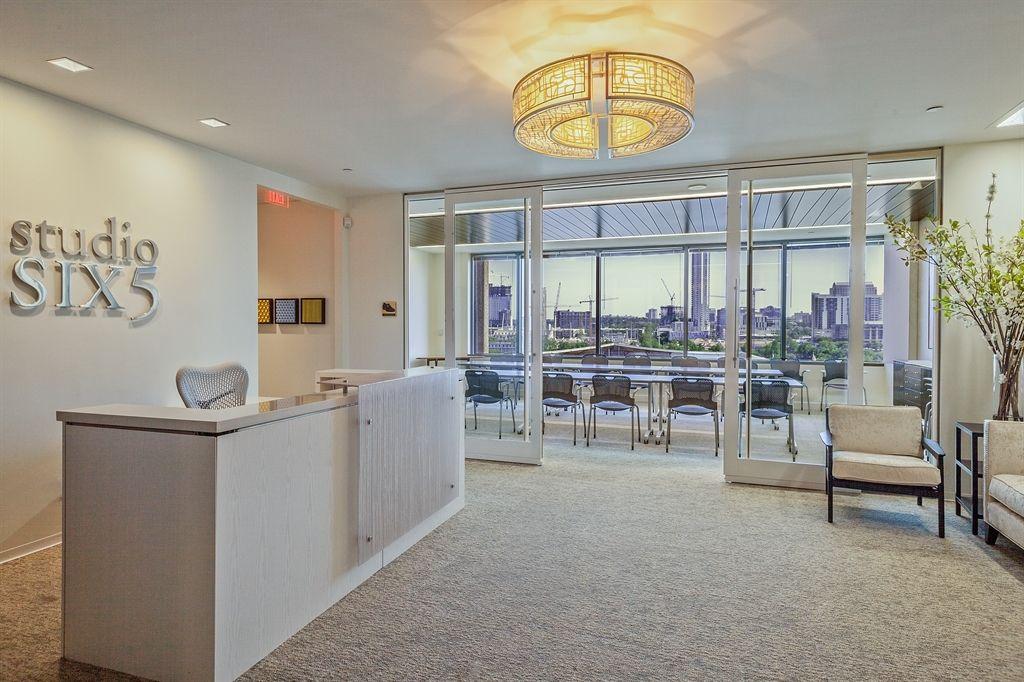 studioSIX5 Offices in Austin, TX | Reception | House ...