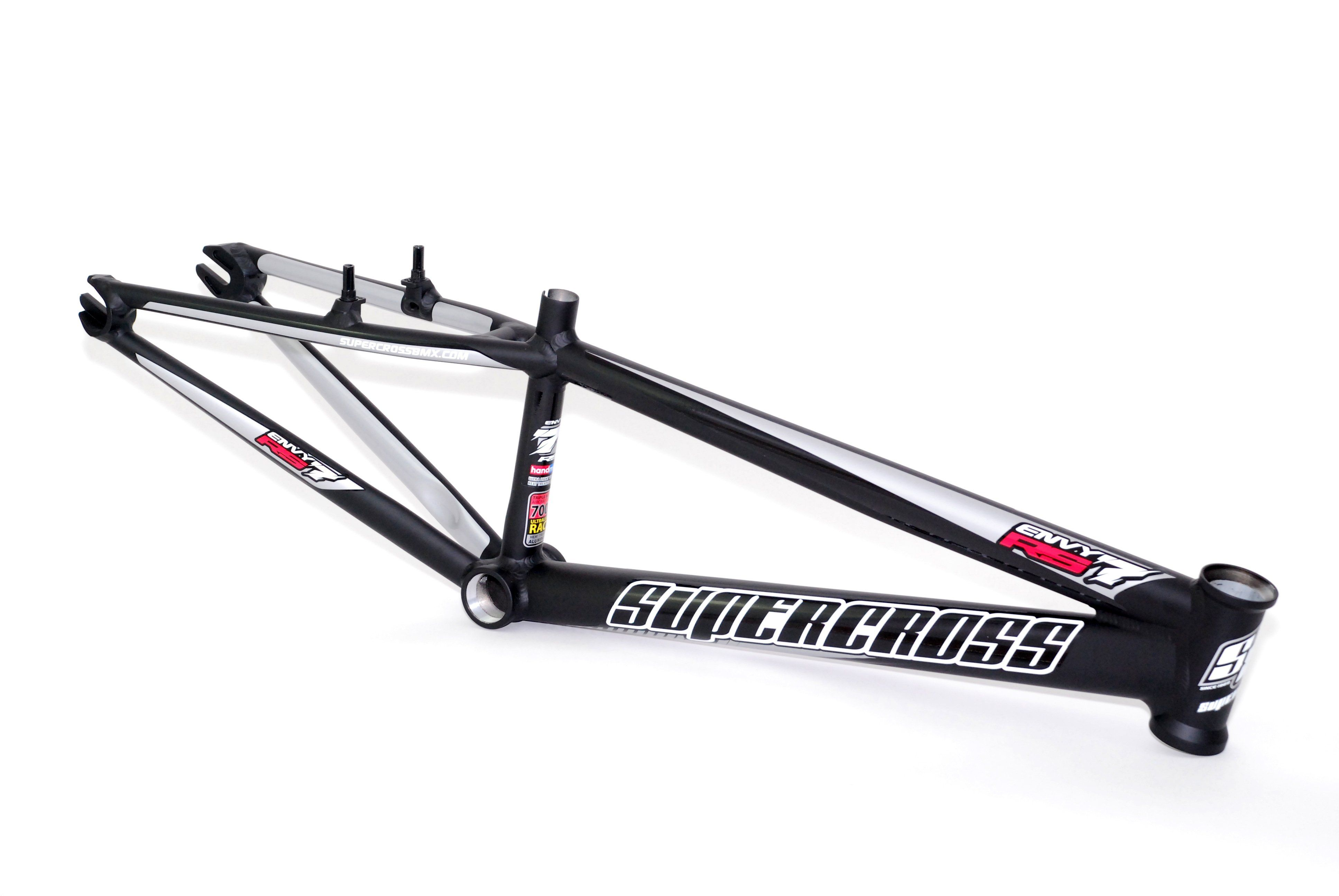 The ENVY Rs7 Triple Butted Aluminum Race Frame   BMX, Envy and Products