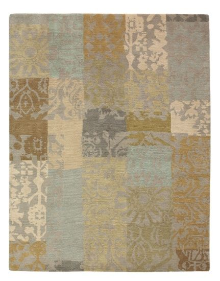 Delos Rugs Factory Outlet Cores Patchwork