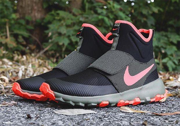 Nike Roshe Two Leather Men 's / Women' s Vachetta Tan / Black / Sail