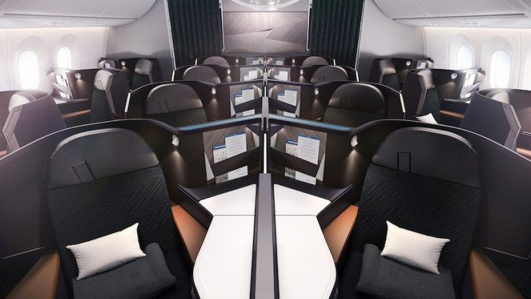Westjet 787 Destinations Non Stop Routes The Dreamliner Flys