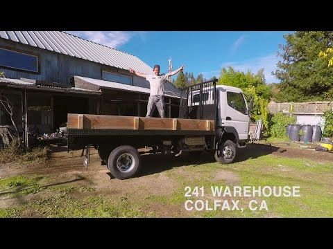 Mike Basich's Dream Chaser | Step by Step Build of a 4x4 Tiny Home | TransWorld SNOWboarding