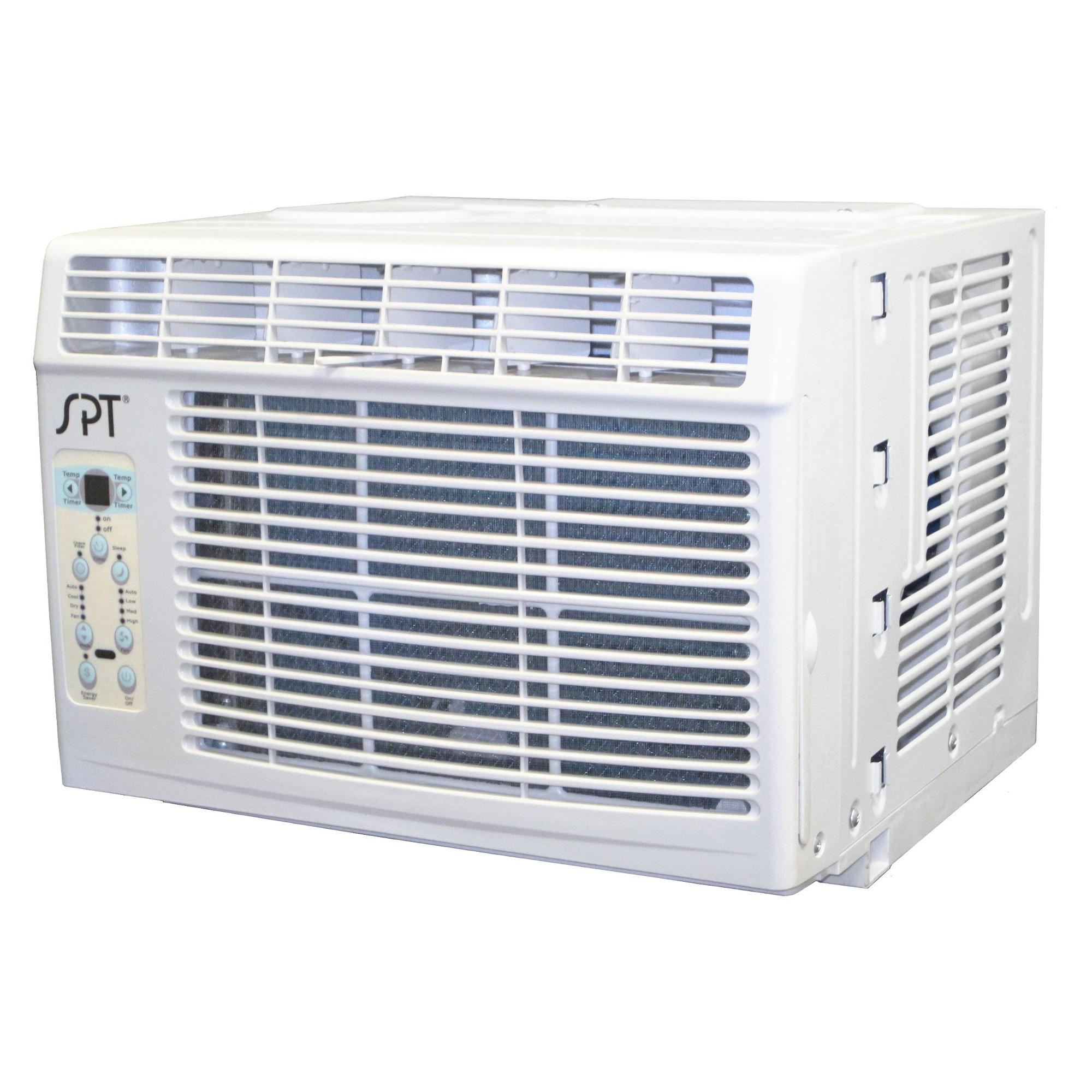 Sunpentown 6000Btu Energy Star Window Air Conditioner
