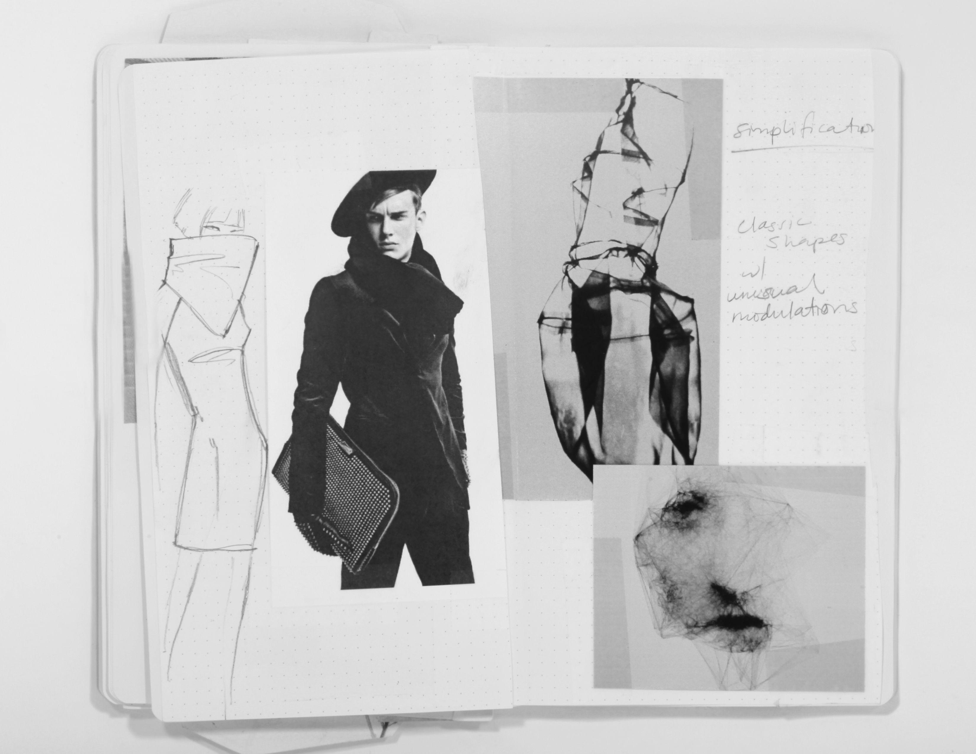 Fashion Student Portfolio Arthur Thammavong Fashion Sketchbook Inspiration Fashion Design Sketchbook Sketch Book