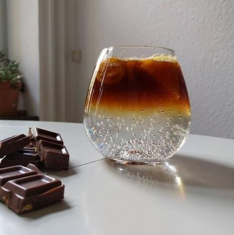 Gin-Tonic-Coffee #nonalcoholicbeverages