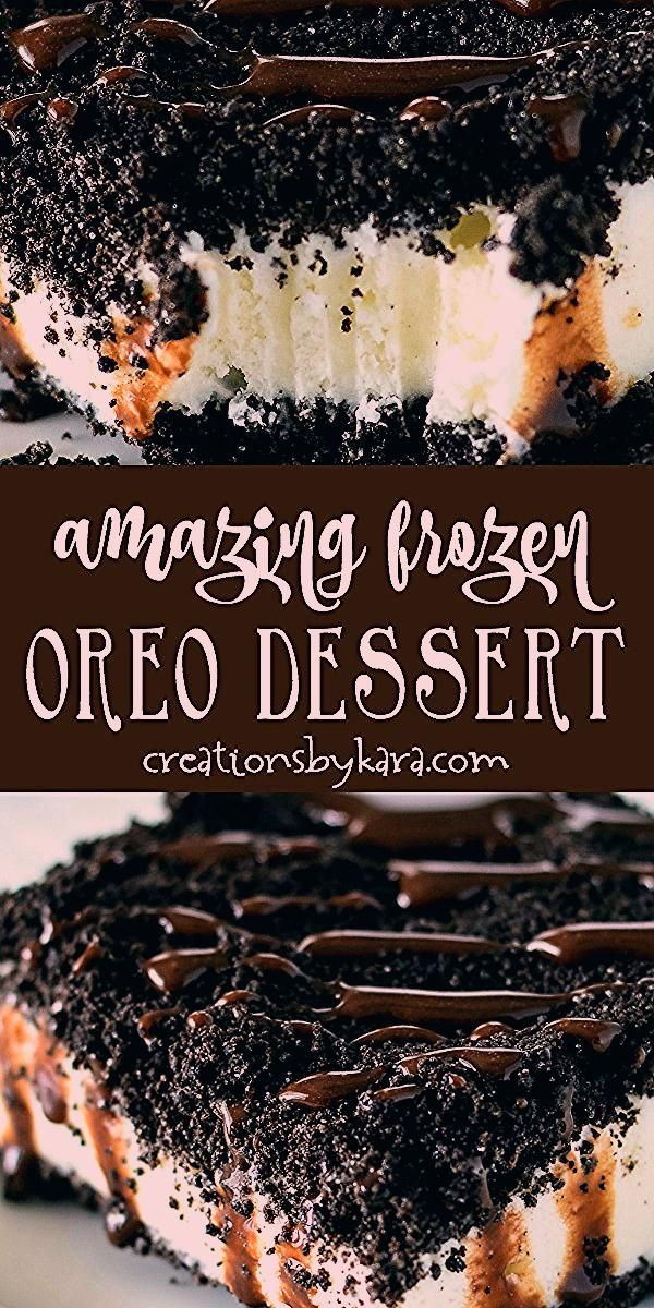 Desserts For A Crowd