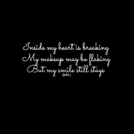Pin By Castiel Winchester On Quotes My Heart Is Breaking Lyrics Songs