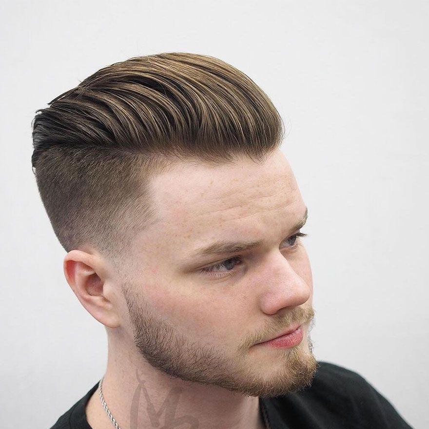 Simple Classic Undercut Menshairstyles Mens Hairstyles In 2018